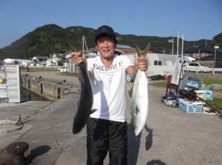 9月29日 神戸 中川氏 メジロ 70? 2匹 (センカイ奥) (1024x764)