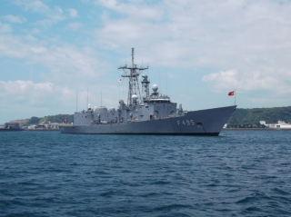 6月1日 トルコ軍艦 (3)