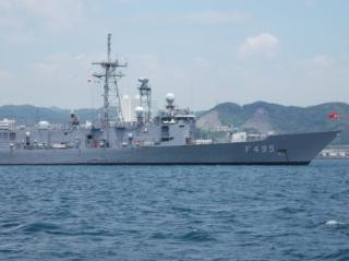 6月1日 トルコ軍艦