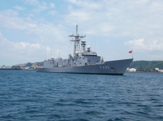 6月1日 トルコ軍艦 (4)