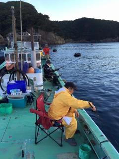 11月28日 大阪 西田氏他 カワハギ 約35匹 (カワギ船) (4)
